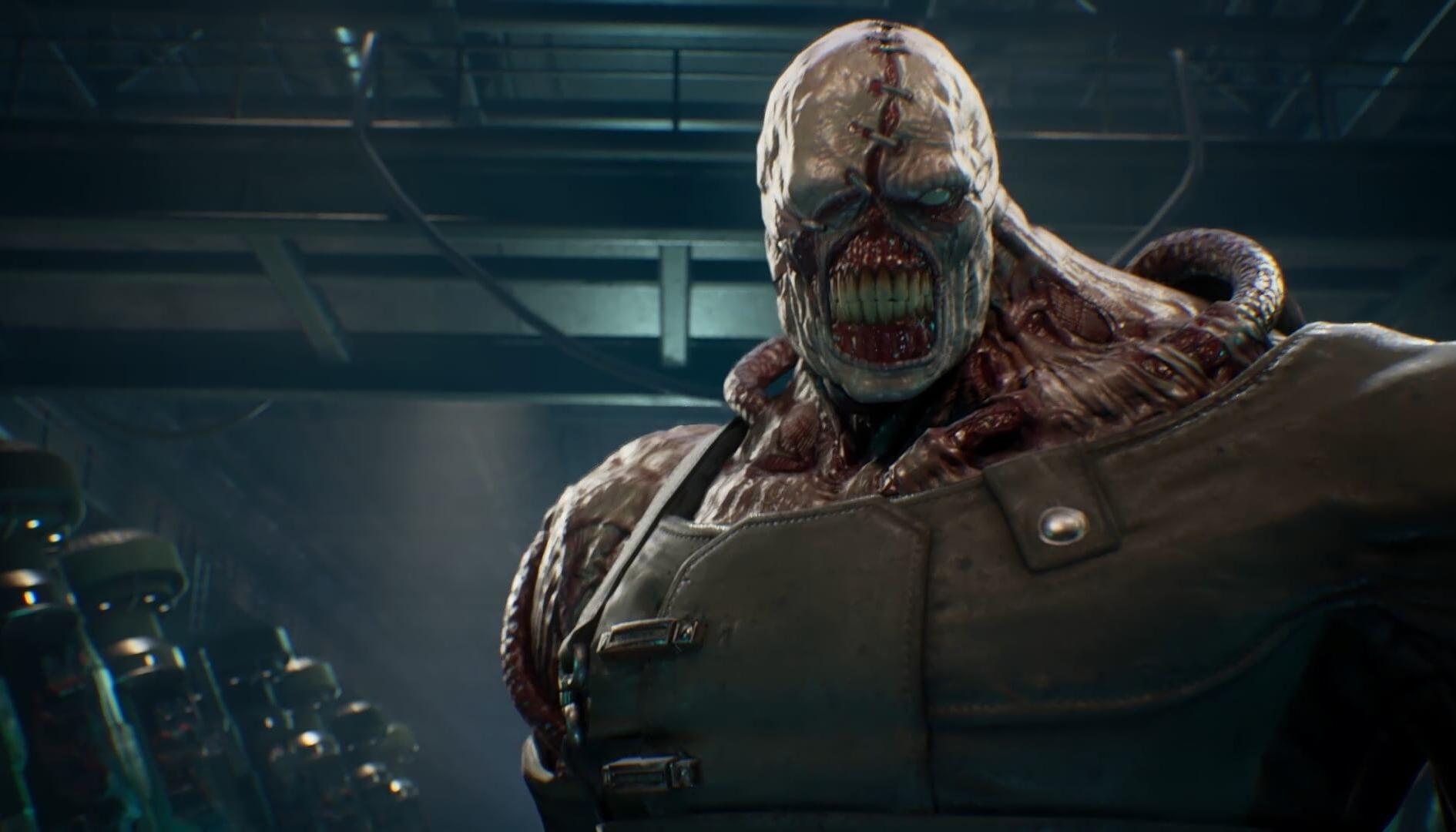 Resident Evil 3 Remake: non saremo mai al sicuro dal Nemesis
