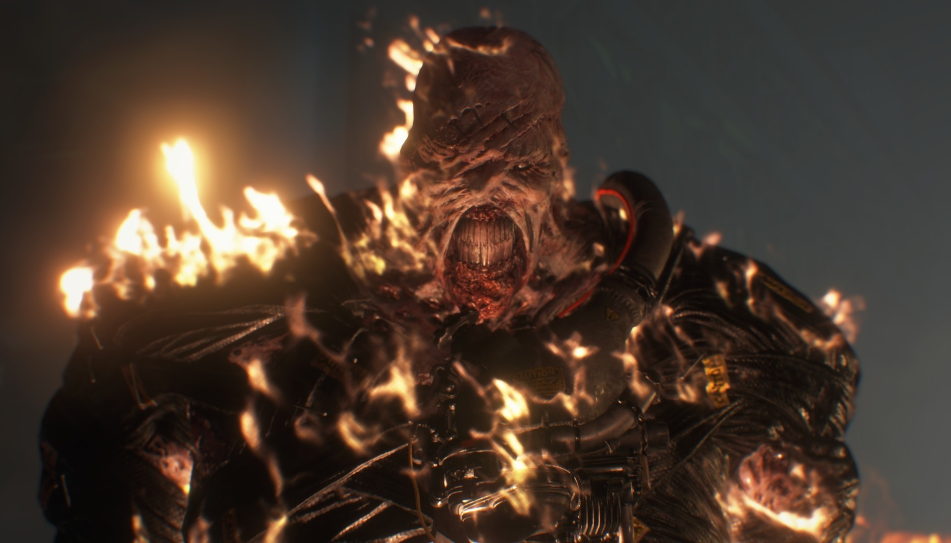 Resident Evil 3 Remake: Nemesis si mostra nel nuovo trailer