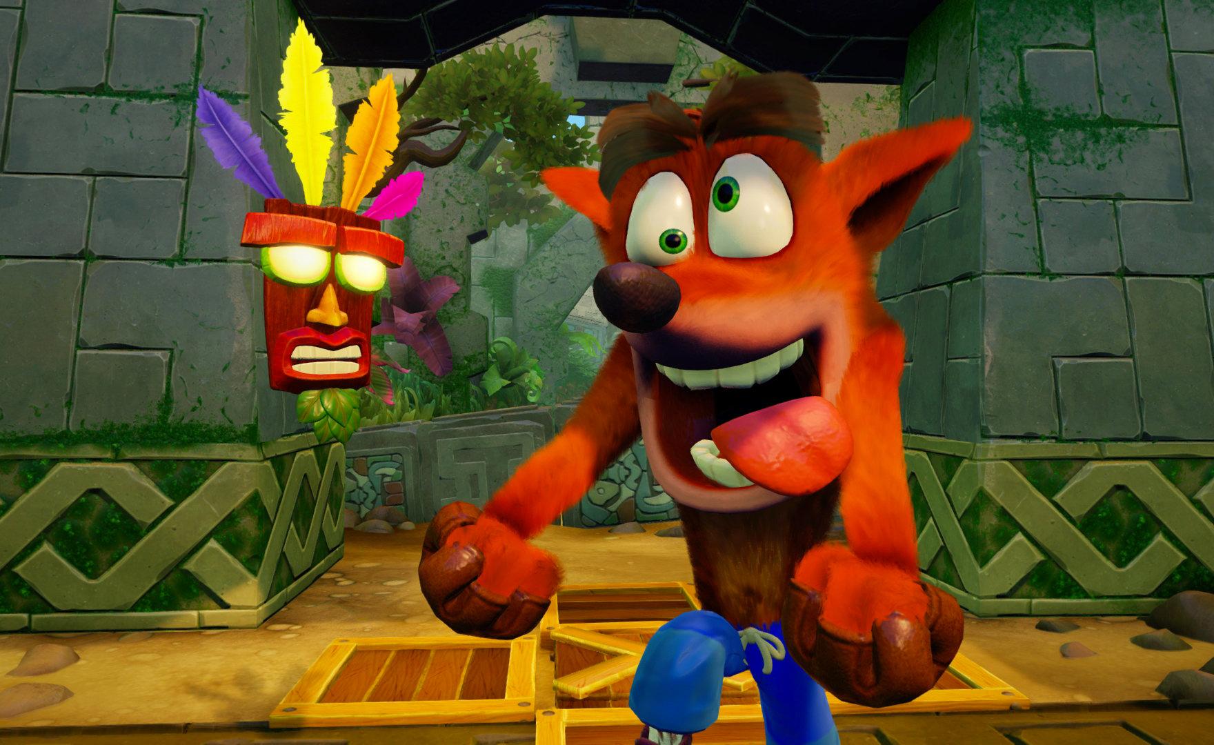 PS Plus: Crash Bandicoot è uno dei giochi di febbraio 2020?