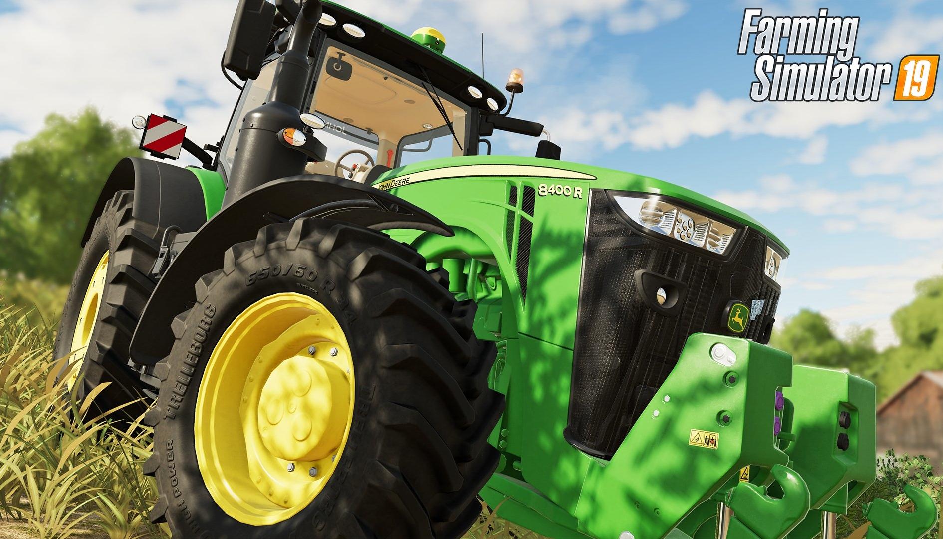 Epic Games Store: Farming Simulator 19 gratis, svelati altri tre giochi gratis in arrivo
