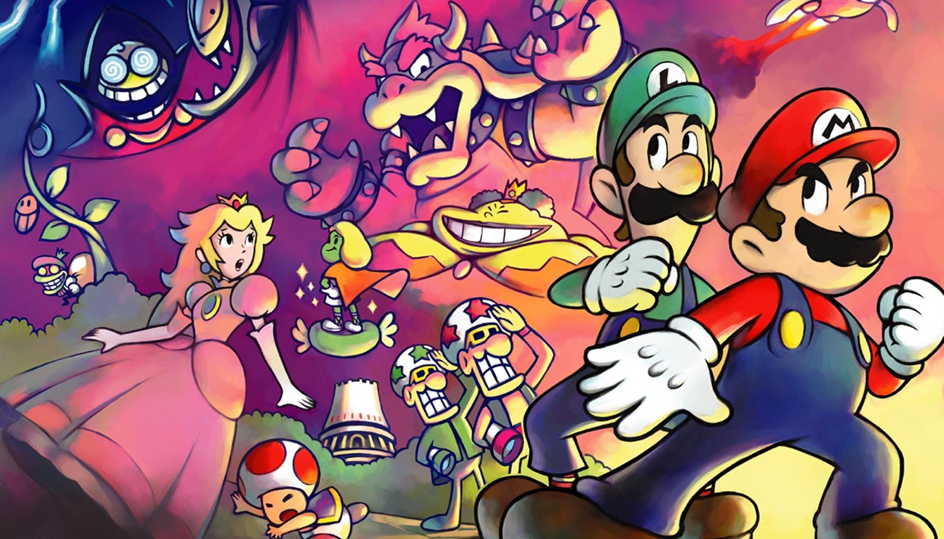 Mario & Luigi, Nintendo è interessata a mantenere la serie
