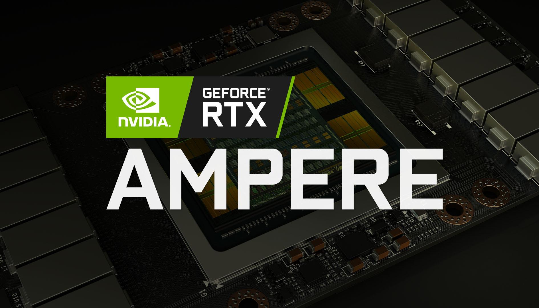 GPU Nvidia Ampere il 50% più veloci di quelle Turing con consumi dimezzati?