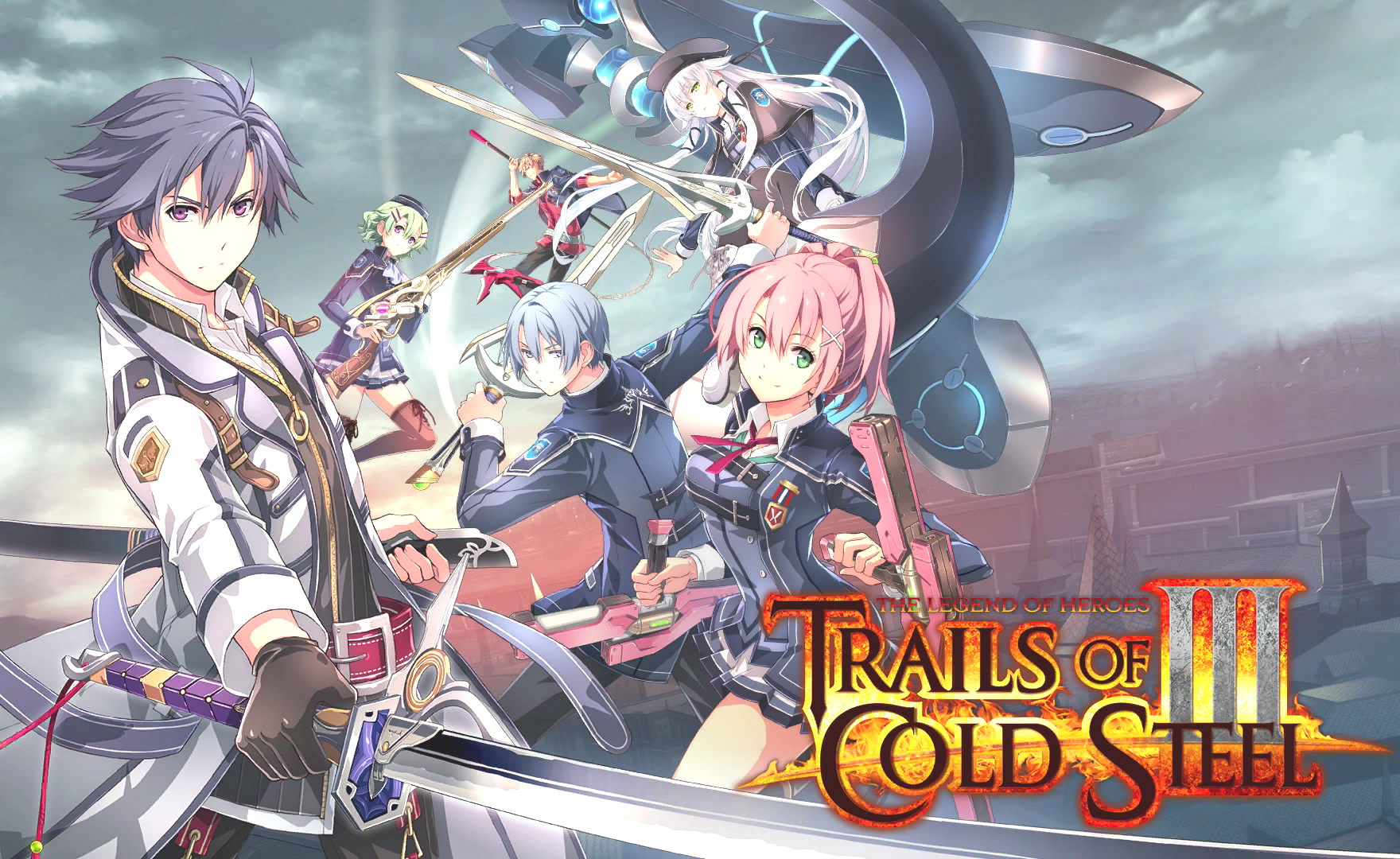 The Legend of Heroes Trails of Cold Steel III, svelata la data di lancio su PC