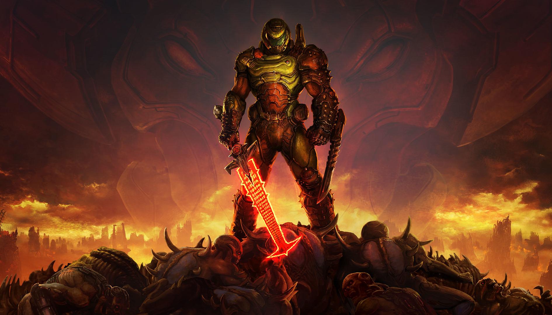 Doom Eternal può raggiungere i 1000 fps con l'hardware giusto