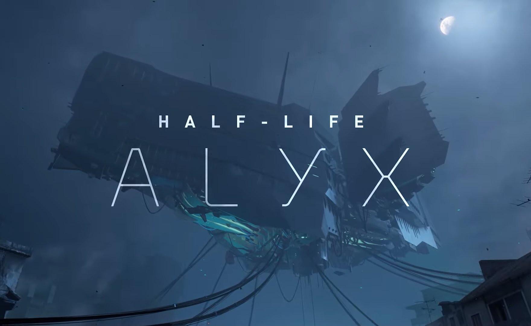 Half Life Alyx: data d'uscita confermata ufficialmente