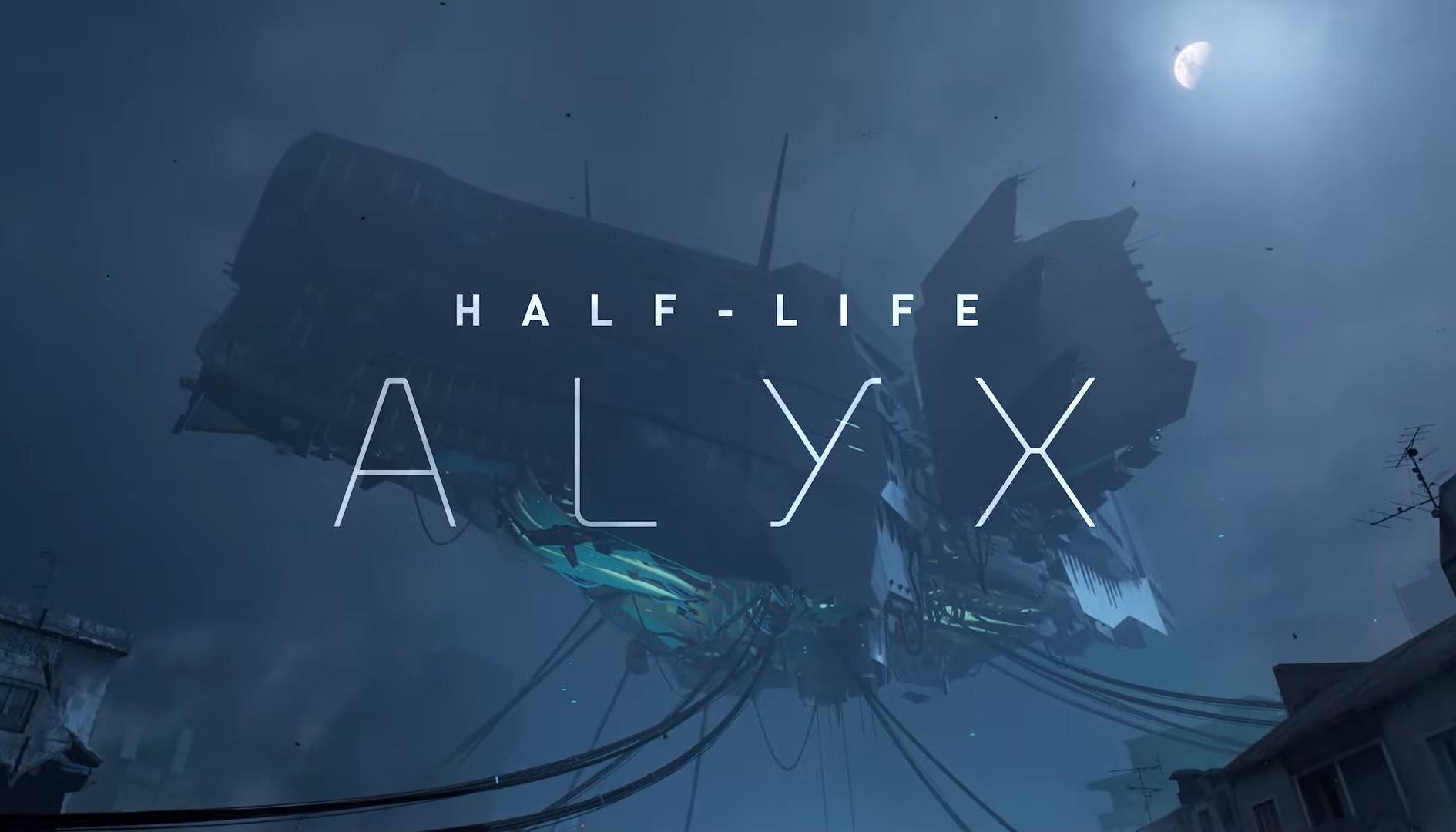 Half-Life Alyx: da venerdì sarà possibile pre scaricare il gioco