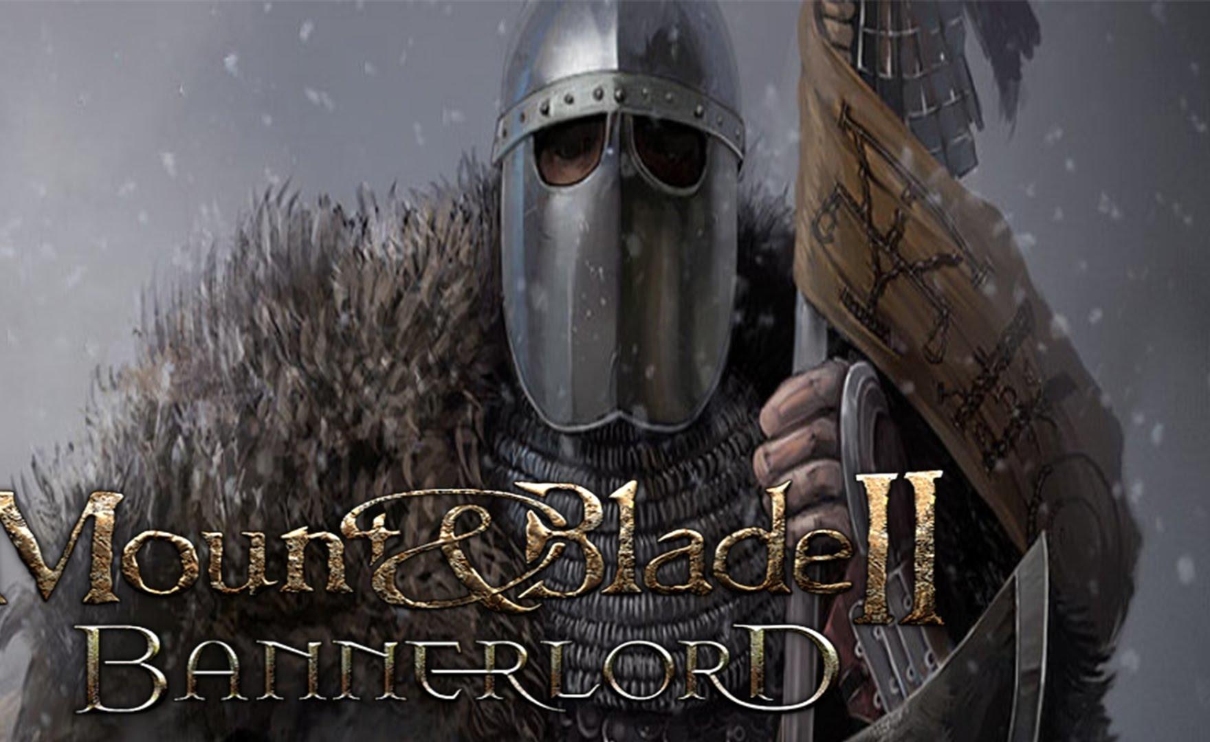 Mount and Blade 2 Bannerlord: annunciata l'uscita dell'accesso anticipato