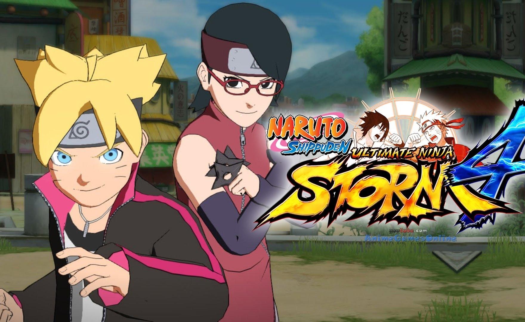 Naruto Shippuden Ultimate Ninja Storm 4 Road to Boruto: trailer e data per la versione Switch