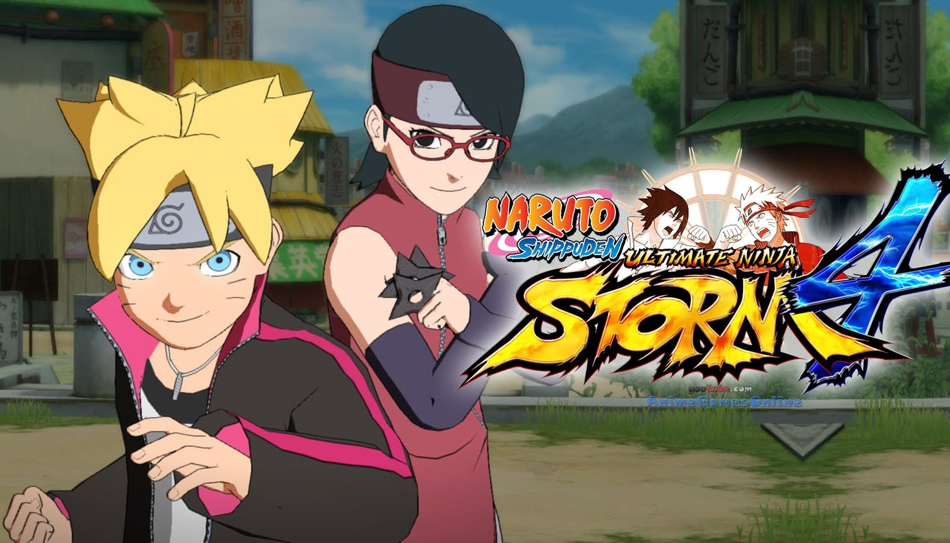 Naruto Shippuden Ultimate Ninja Storm 4 Road to Boruto: trailer e data per la versione Switch
