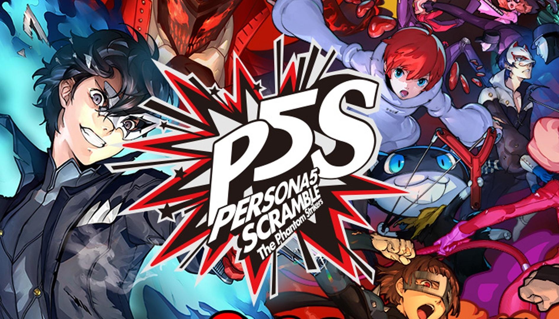 Persona 5 Scramble, non sarà necessario aver giocato prima Persona 5