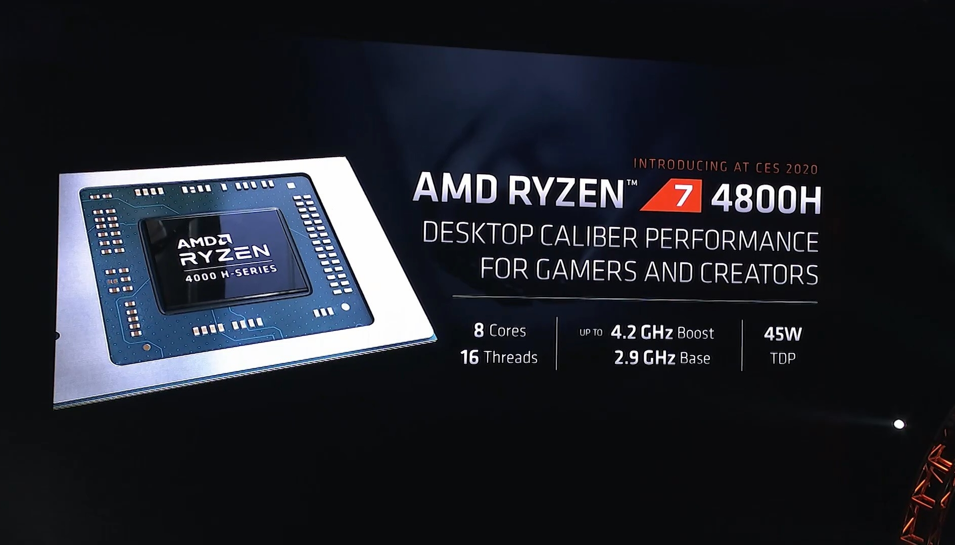Ryzen 7 4800HS, spuntano i risultati di 3DMark