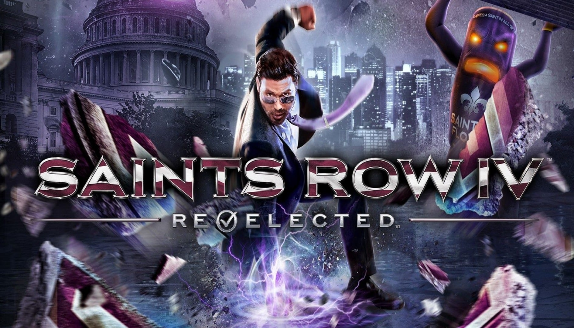 Nintendo Switch, svelate le dimensioni di Saints Row IV: Re-Elected e altri titoli