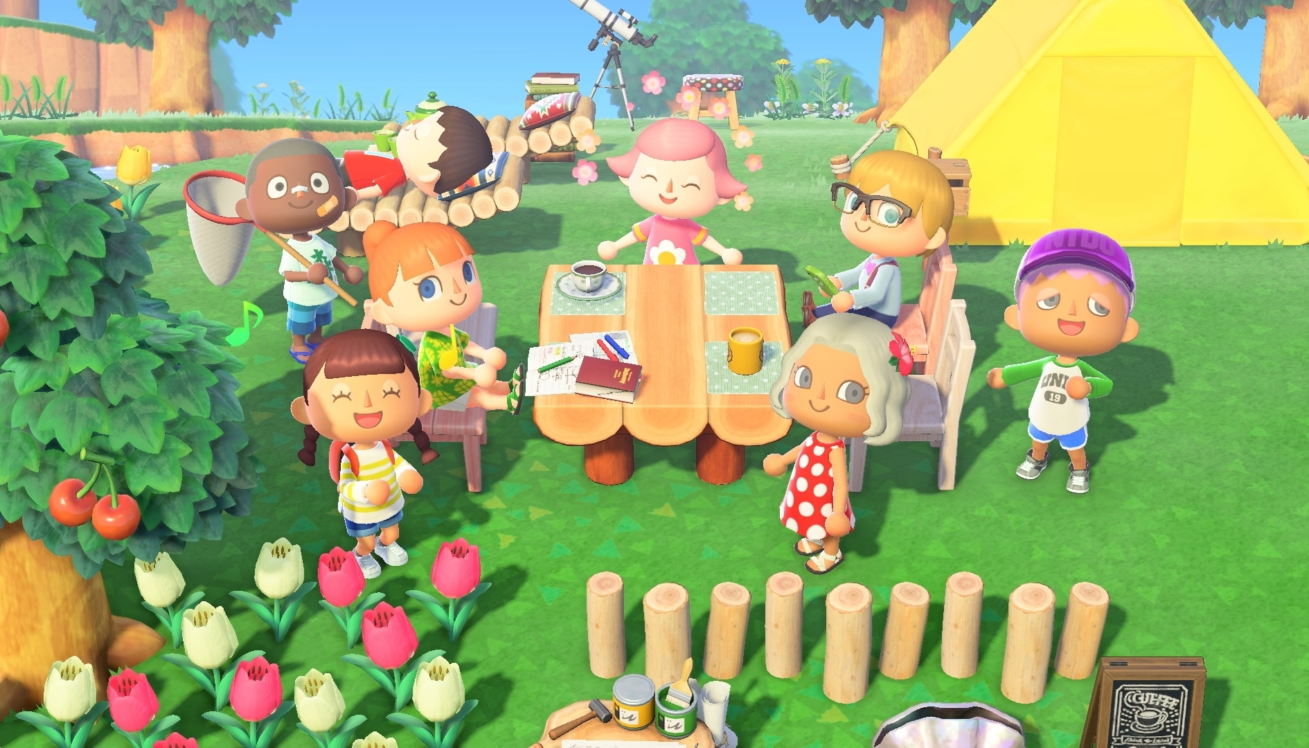Animal Crossing New Horizons: ecco un'isola in stile Pokémon Smeraldo