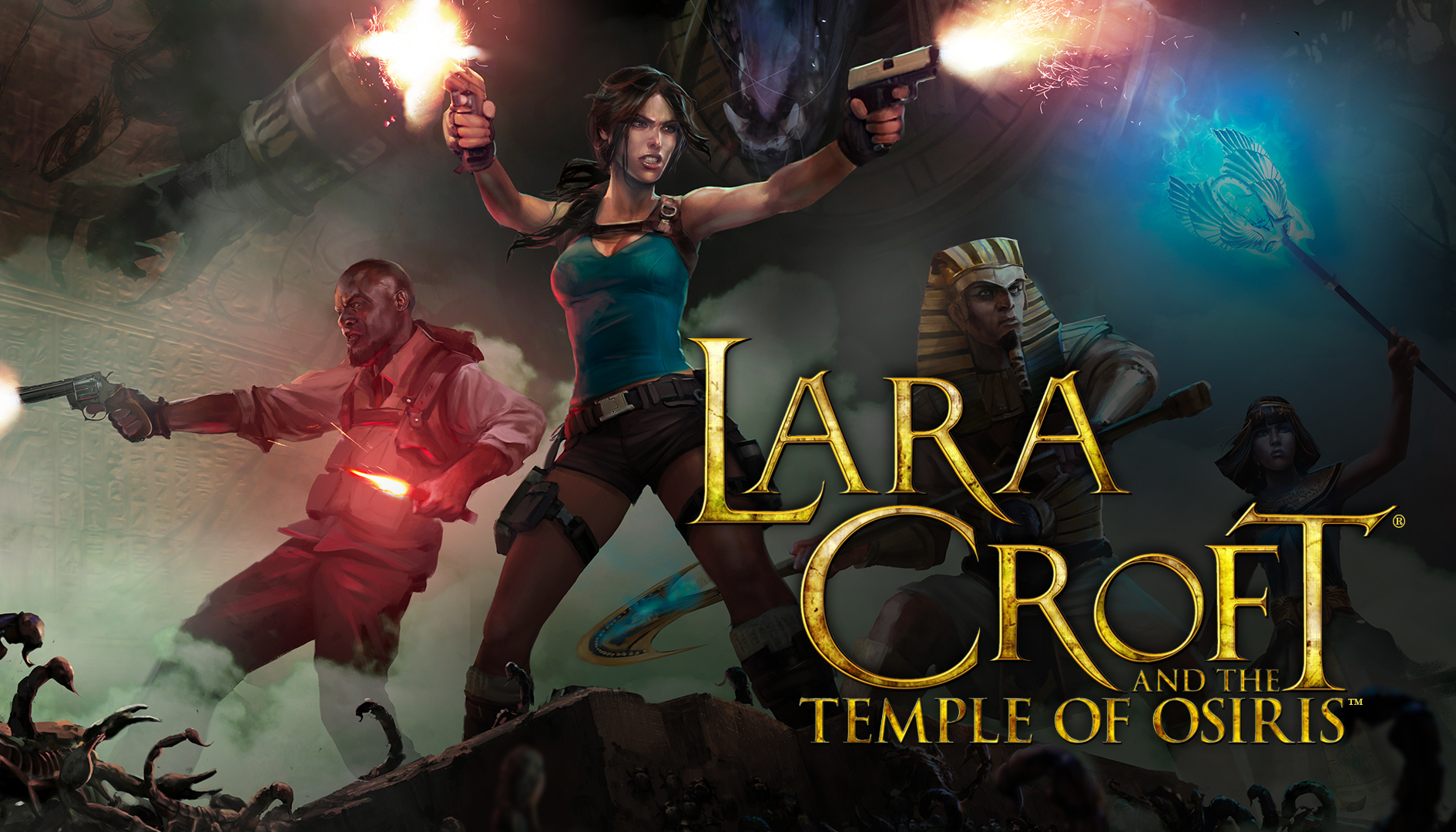 Tomb Raider e Lara Croft and the Temple of Osiris gratis su Steam