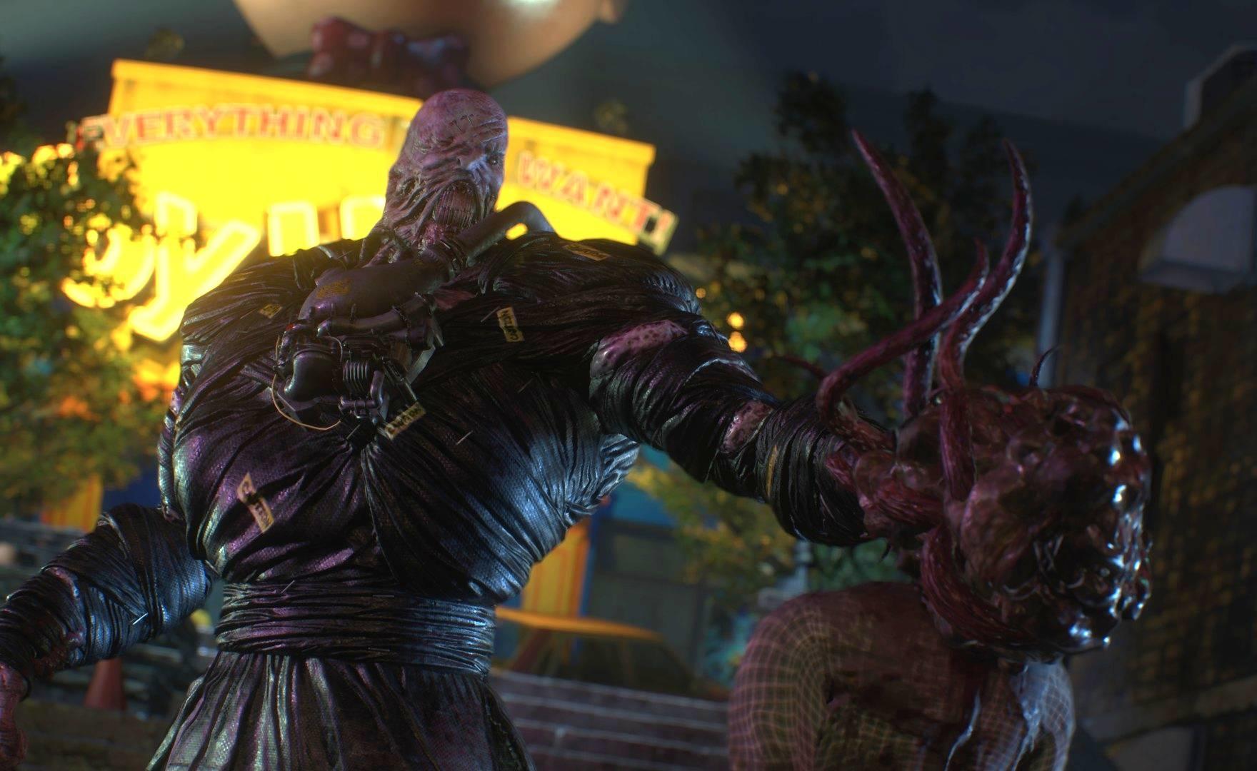 Resident Evil 3 Remake, il RE engine è stato modificato rispetto al secondo capitolo