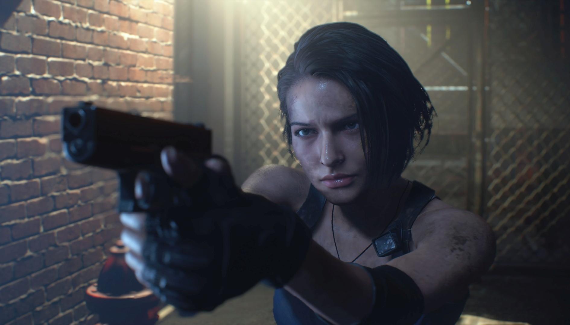 Resident Evil 3 Remake, Jill Valentine protagonista del nuovo trailer