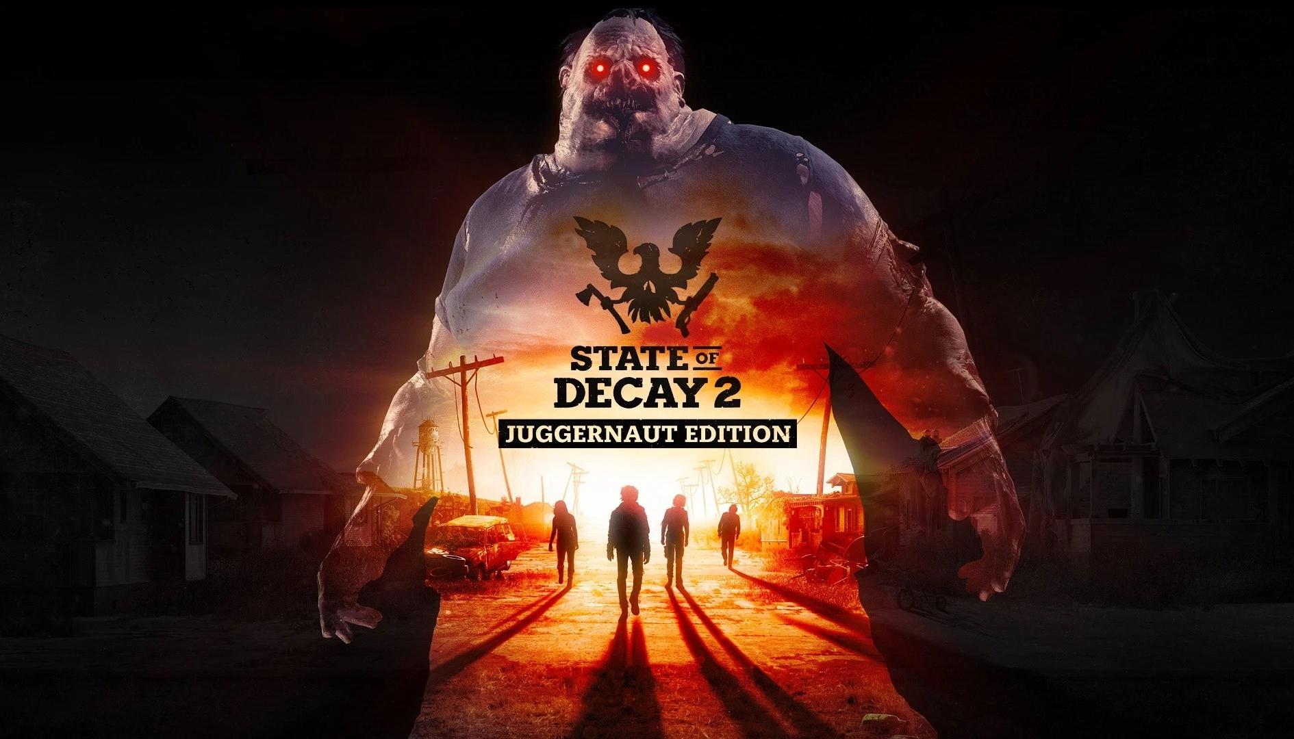State of Decay 2 Juggernaut Edition ora disponibile su PC e Xbox One