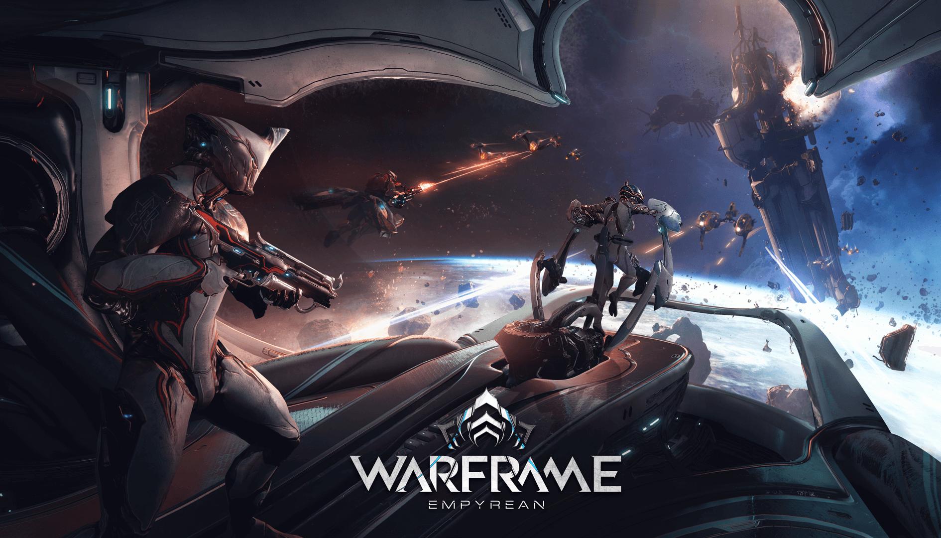 Warframe: aggiornamento massiccio per PS4 ed Xbox