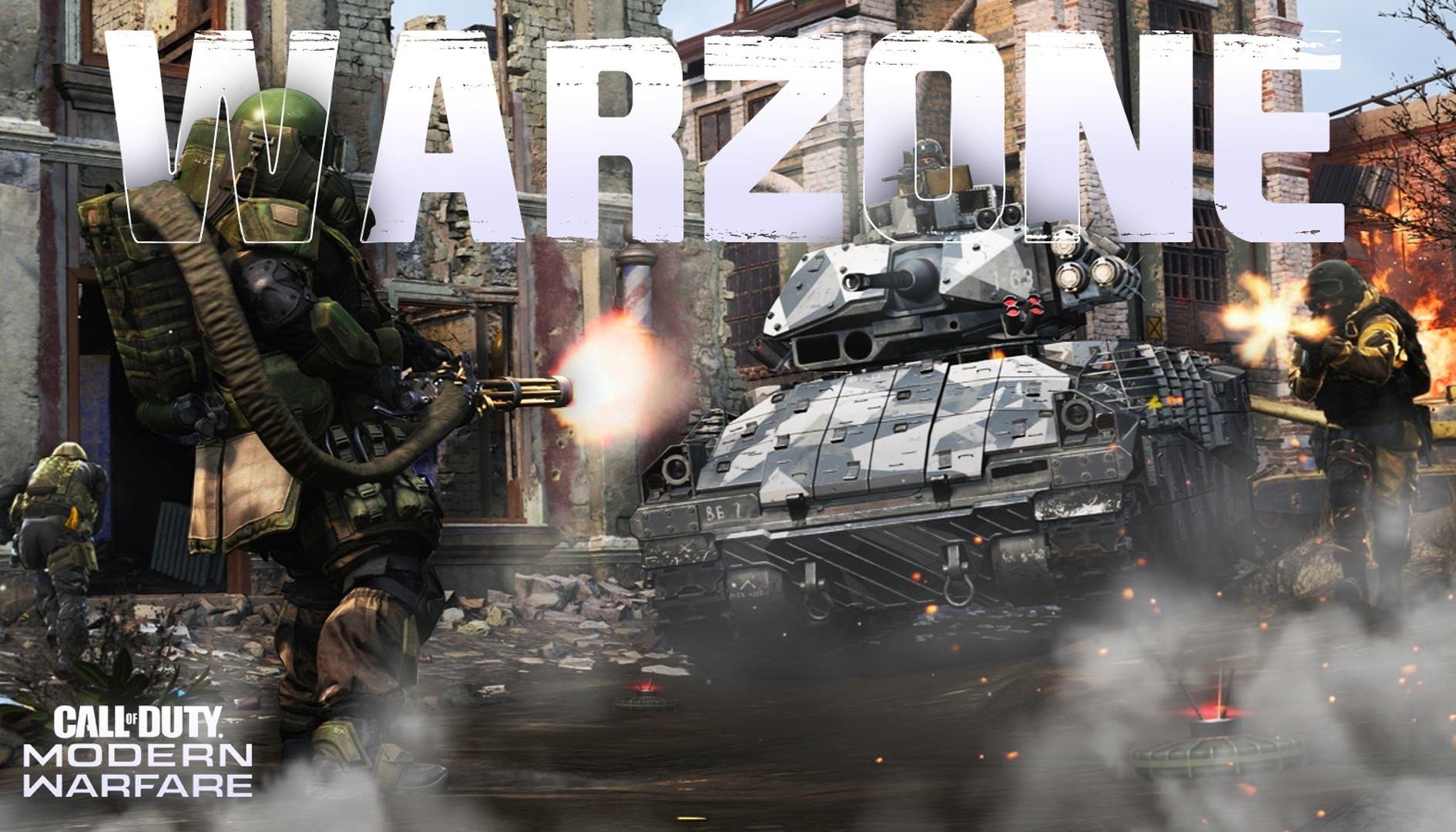Call of Duty Warzone, un glitch mostra un nuovo oggetto di cura