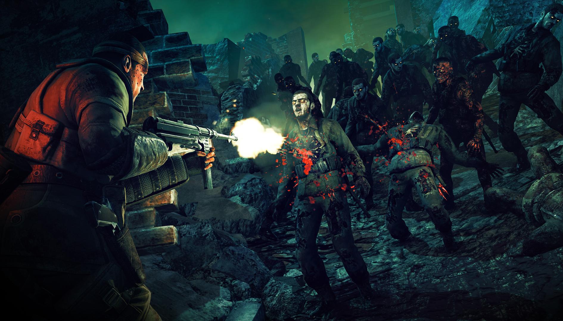 Zombie Army Trilogy, svelata la data di lancio su Nintendo Switch