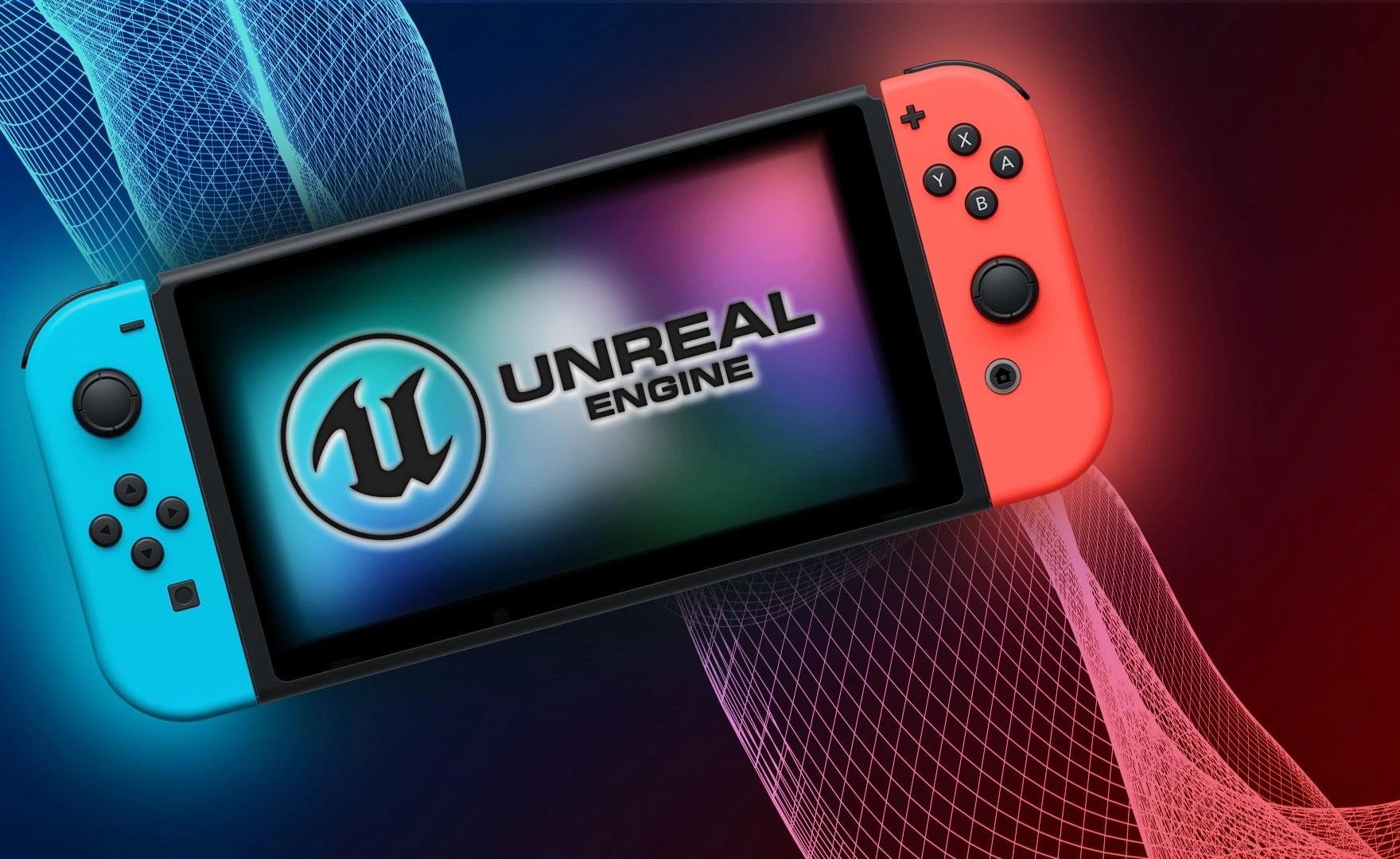 Switch: avrà la grafica next-gen grazie a Unreal Engine 5