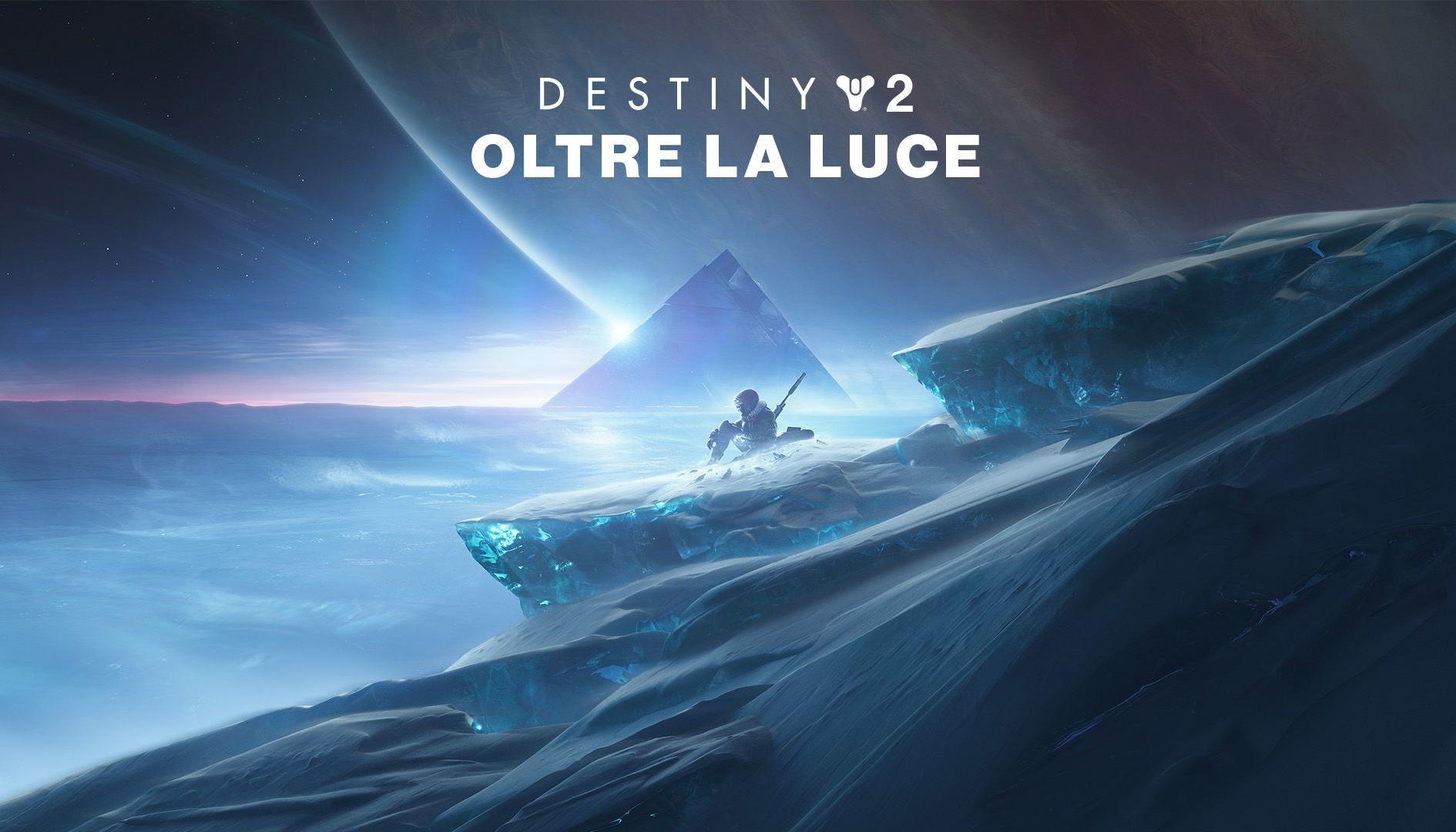 Destiny 2 Oltre la Luce: data di uscita e tutte le novità