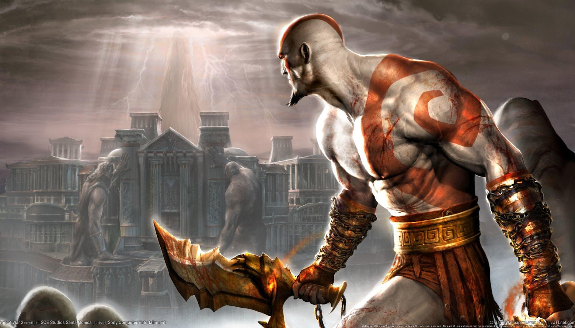 God of War 2 su PS5: annuncio all'evento di domani?