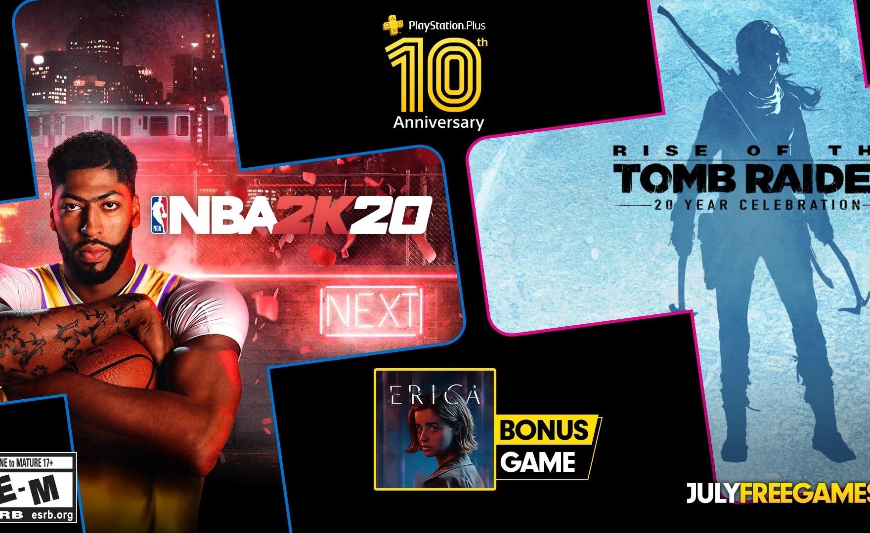 PS Plus luglio 2020: giochi gratis PS4 annunciati, c'è una sorpresa