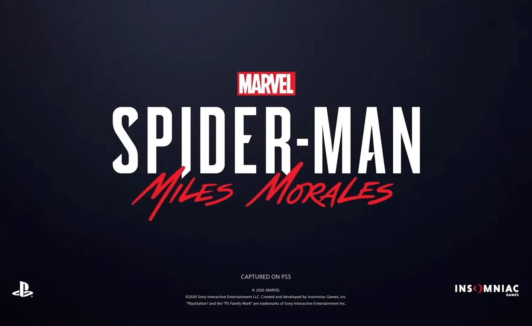 Spider-Man Miles Morales non è un gioco completo?
