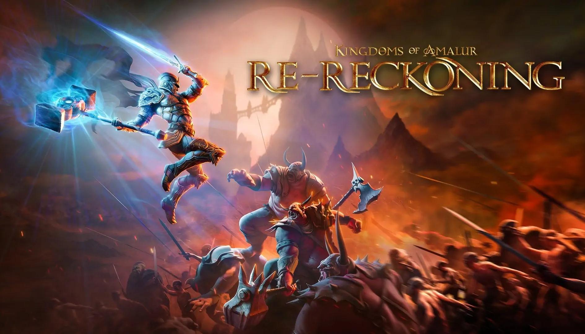 Kingdoms of Amalur Re-Reckoning annunciato ufficialmente