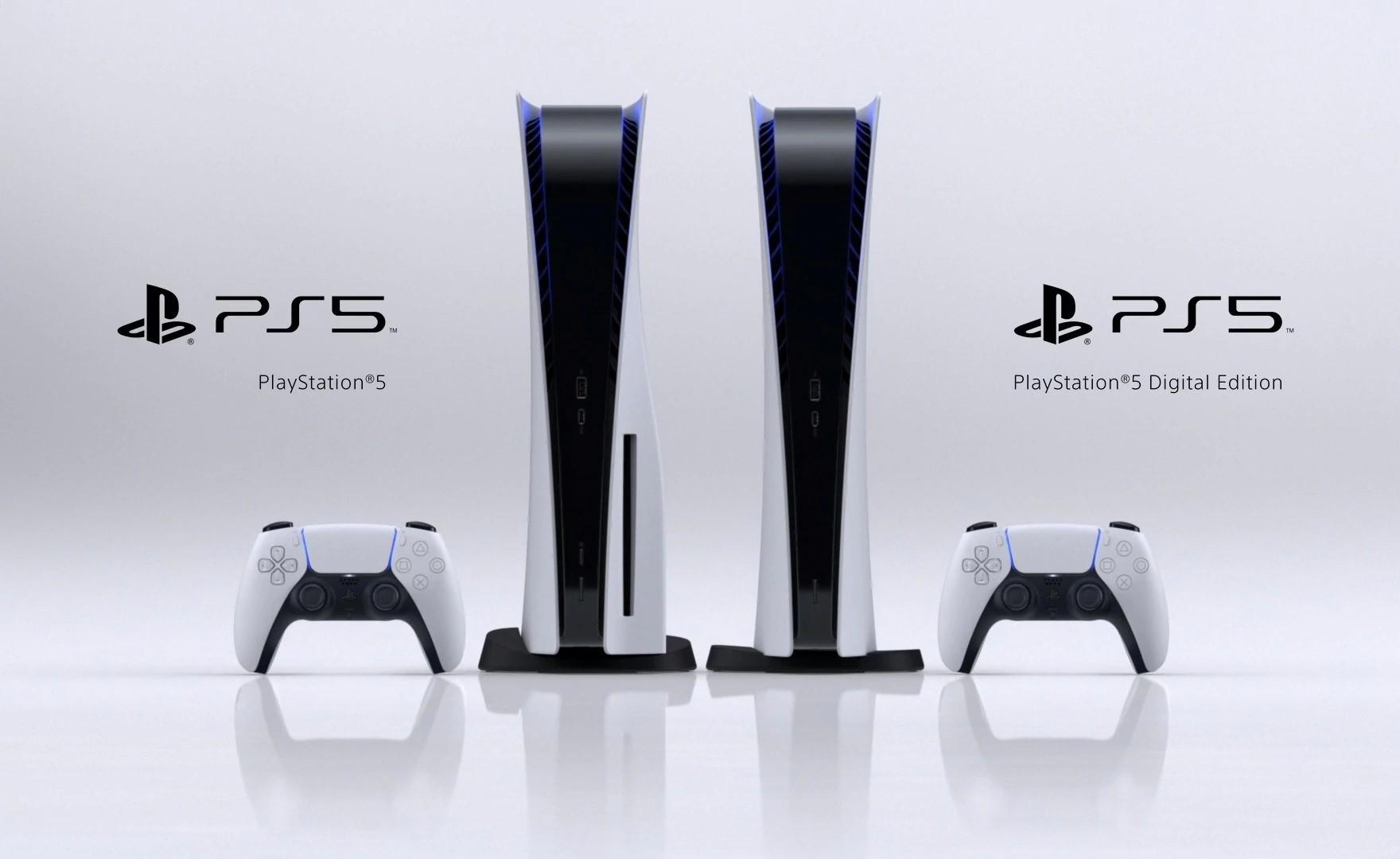 PS5: la produzione aumenterà nel 2021