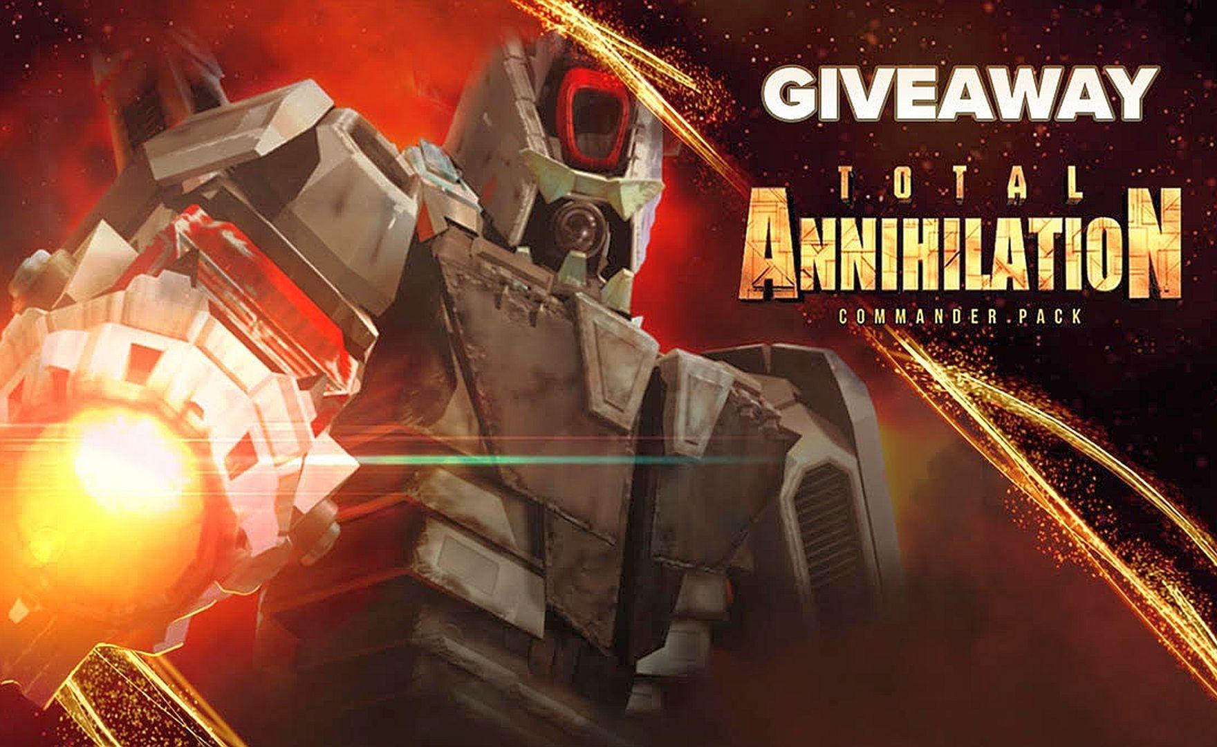 Total Annihilation, Gratis il leggendario RTS su GOG