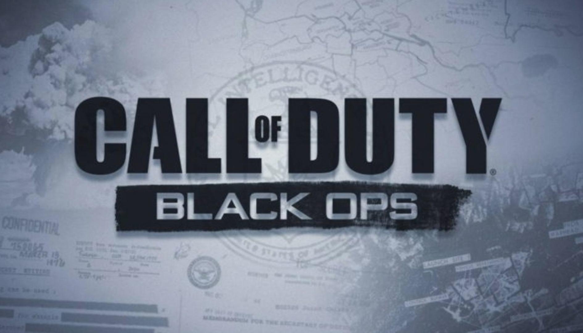 Call of Duty Black Ops CIA: svelato in anticipo il nome del gioco?