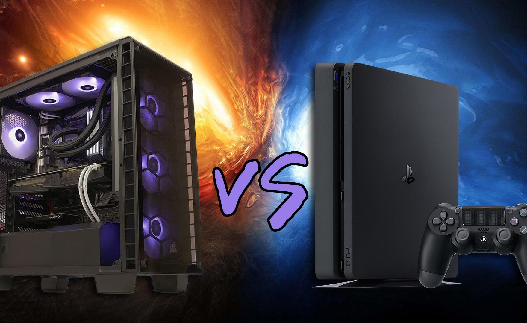 PC contro console: parlarne non ha più senso