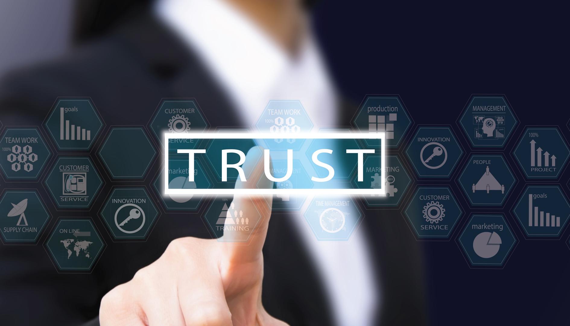 Il Trust adotta la blockchain