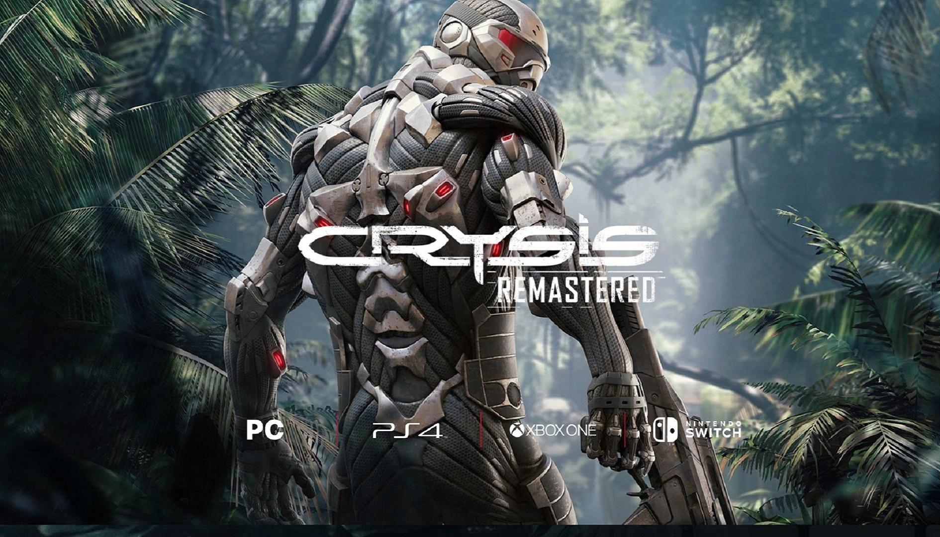 Crysis Remastered: l'uscita su PS4 è imminente