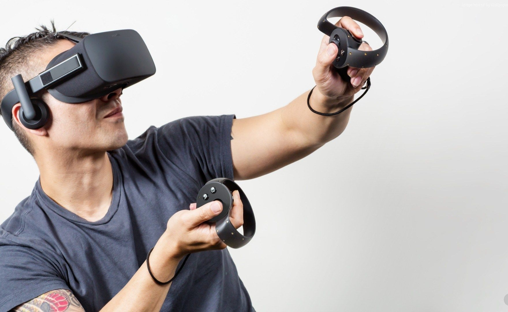 Oculus VR: accesso tramite account Facebook