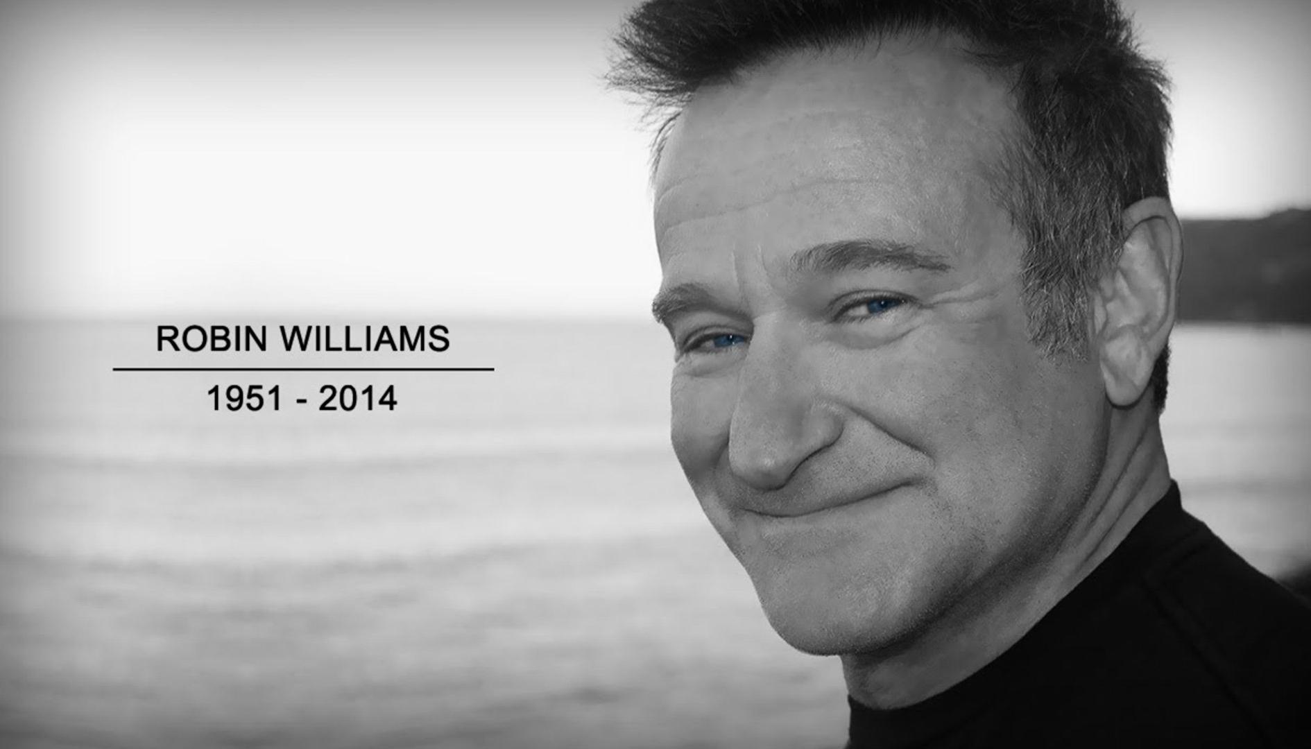 """Robin Williams, sei anni senza il suo """"sorriso triste"""""""