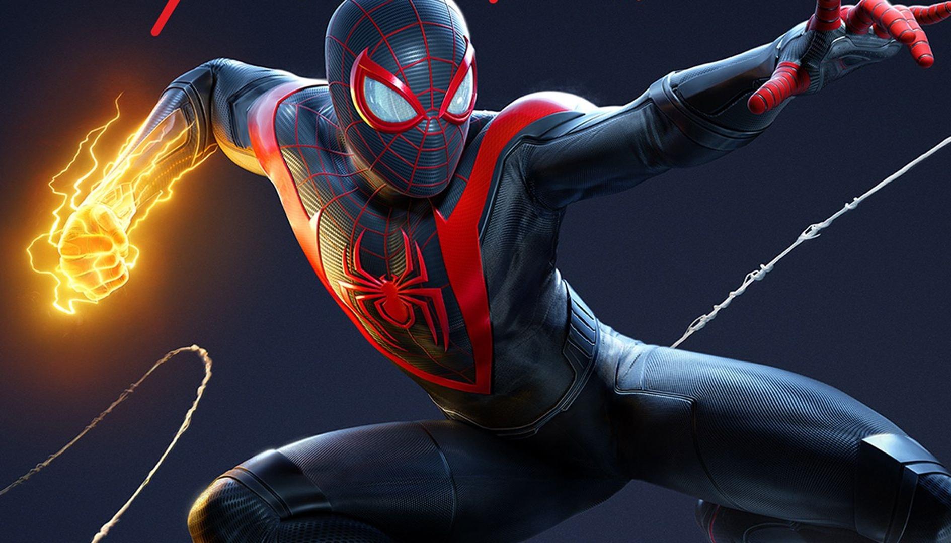 Marvel's Spider-Man Miles Morales su PS5 occupa meno spazio