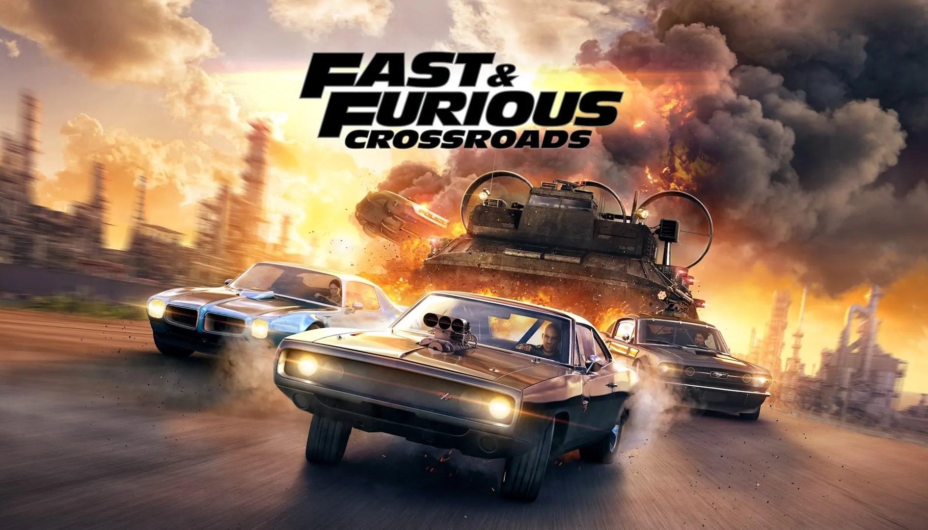 Trailer di lancio per Fast & Furious Crossroads