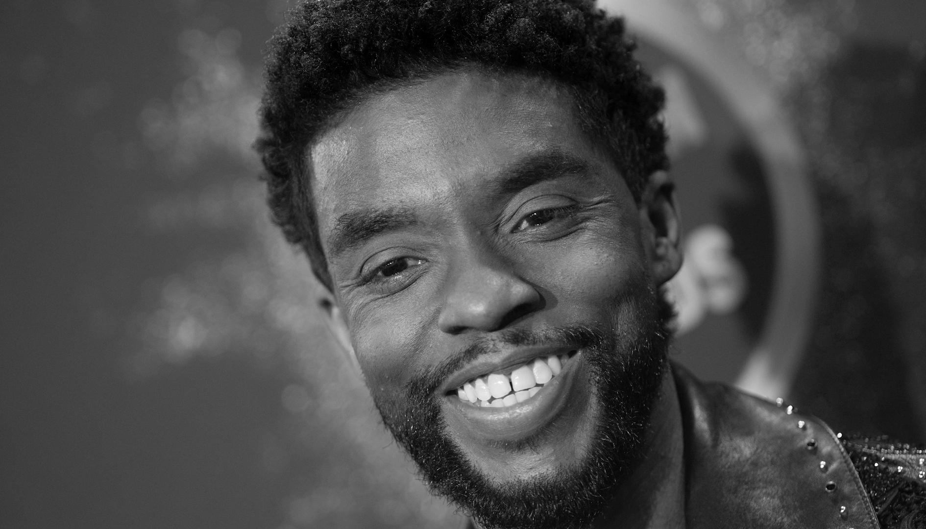 È morto Chadwick Boseman, il Black Panther del MCU