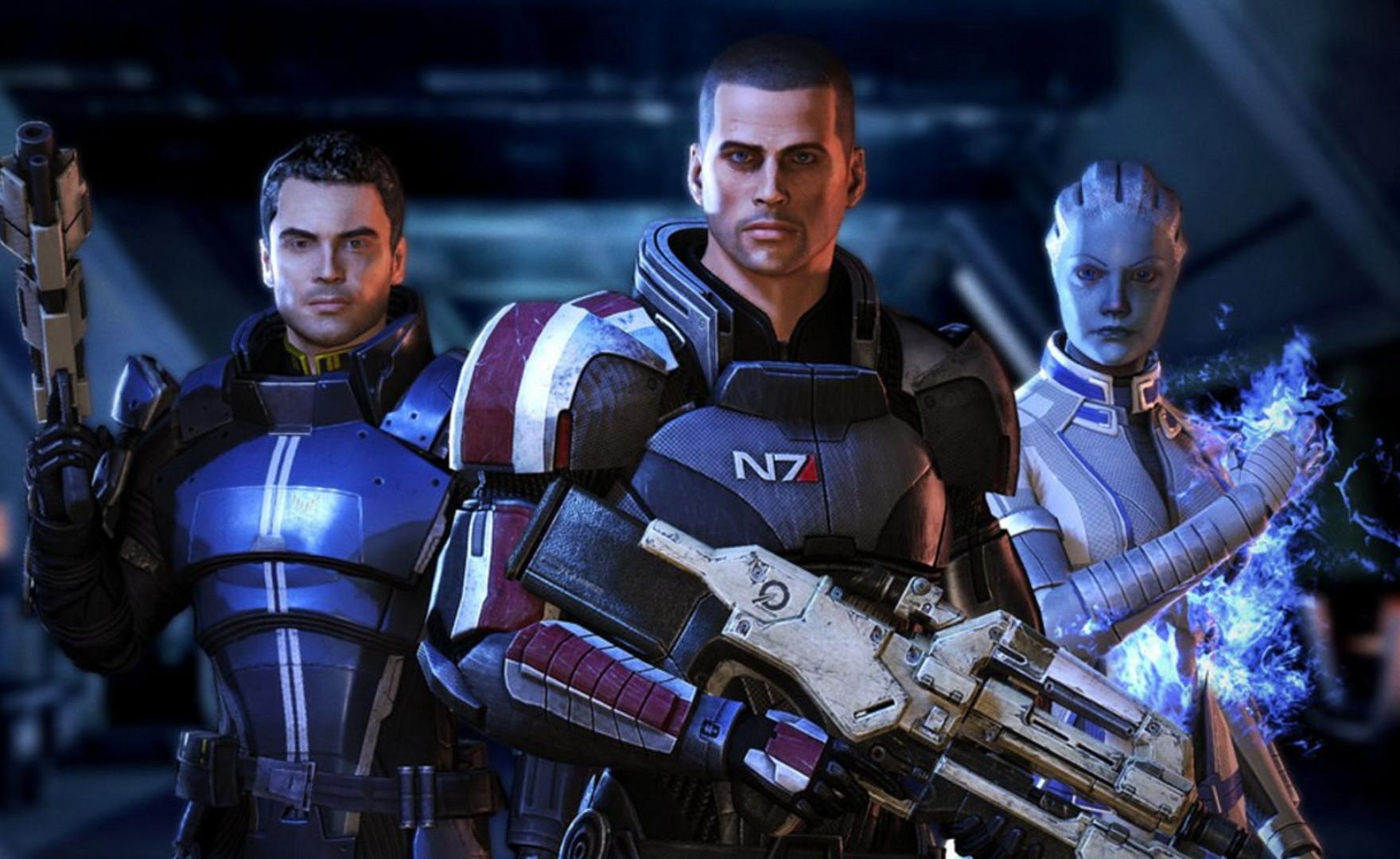 Mass Effect Legendary Edition: rivenditore svela data di uscita?