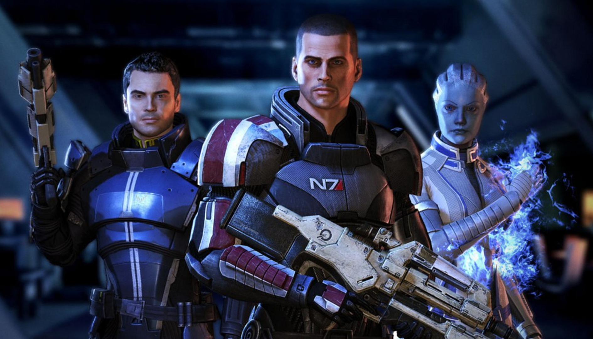 Mass Effect Trilogy Remastered: annuncio imminente?