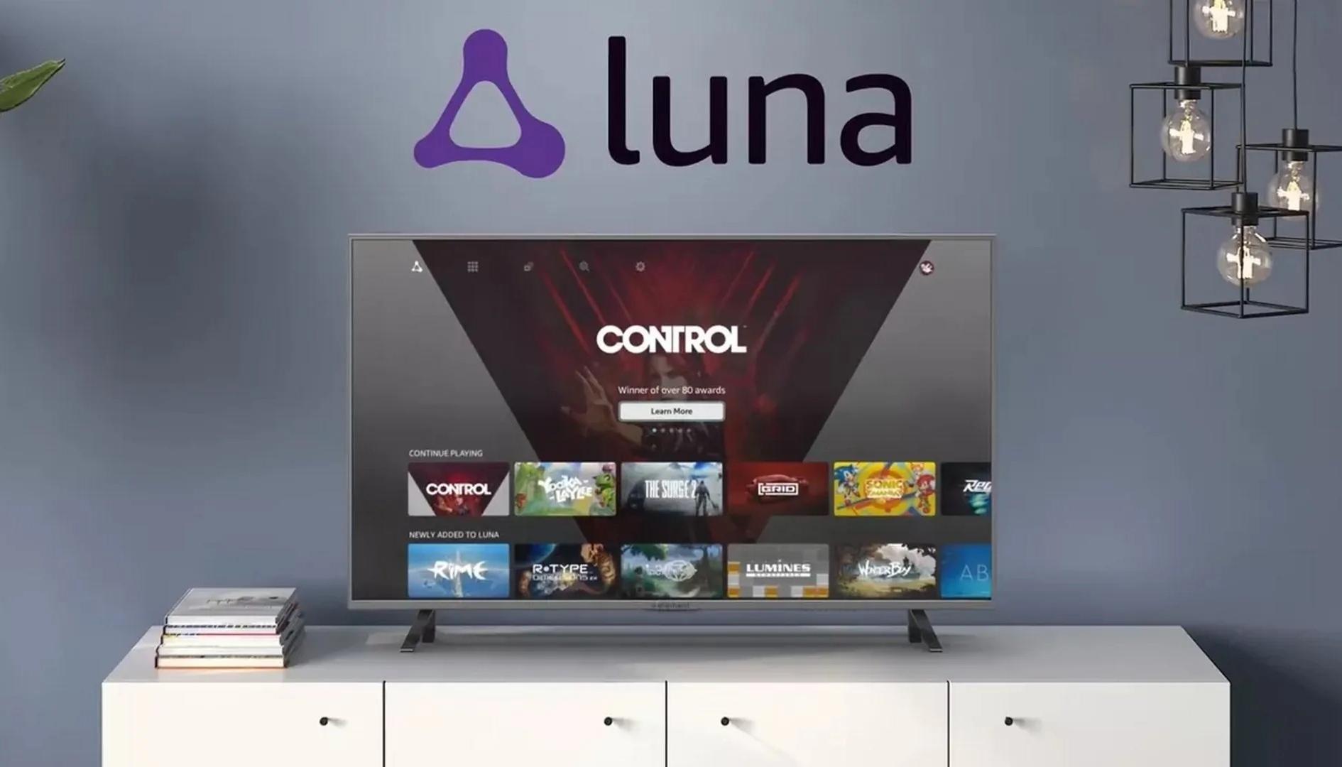 Amazon Luna, presentato il servizio per sfidare Stadia