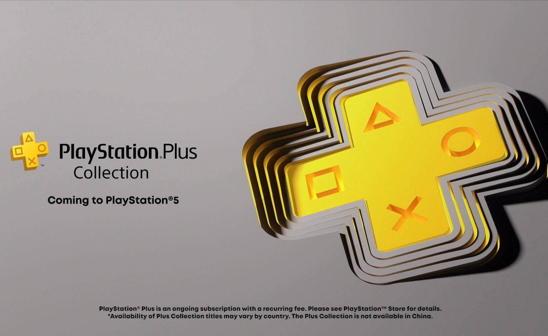 PlayStation 5: per Yoshida, la Plus Collection è una grandiosa novità