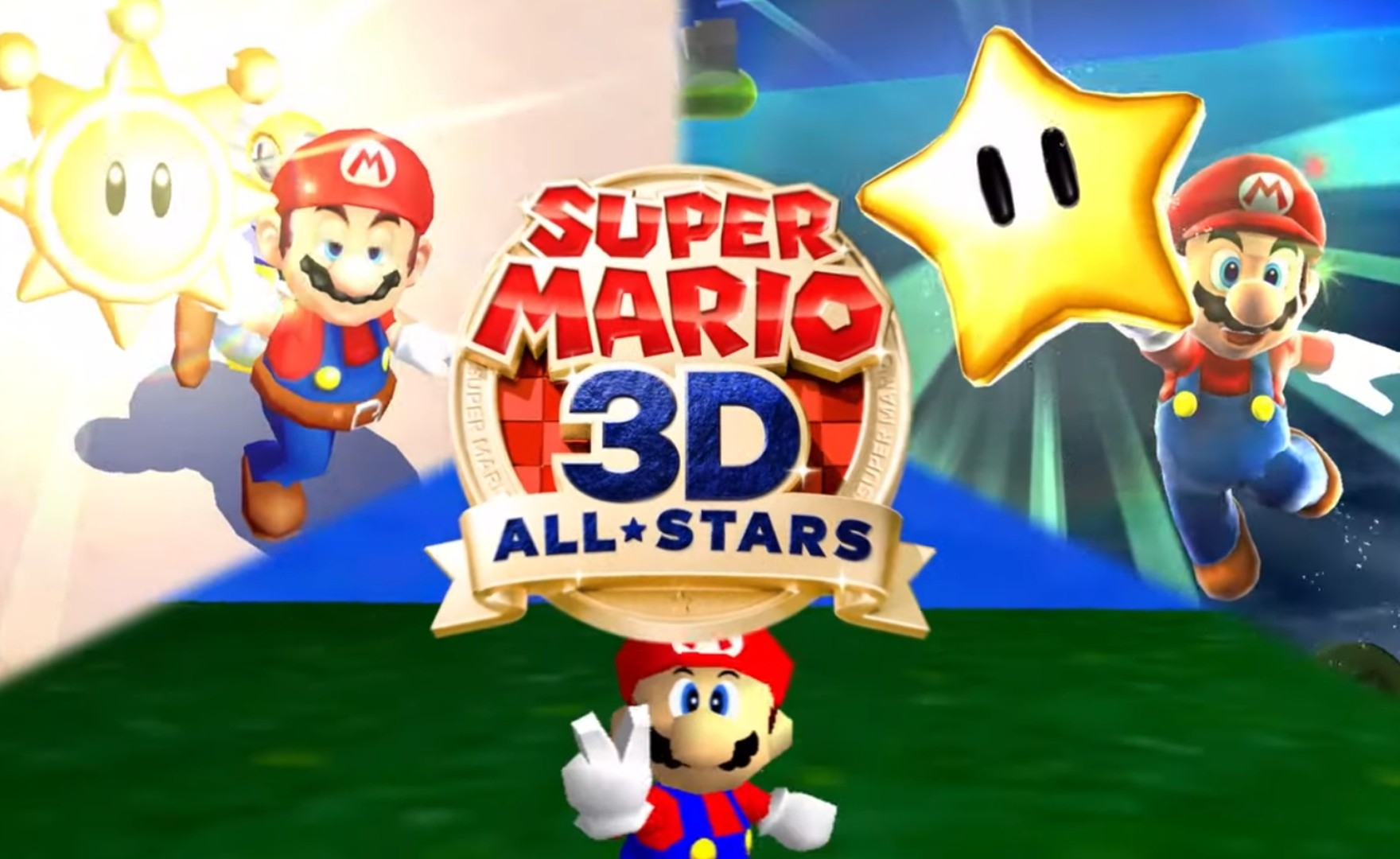 Super Mario 3D All-Stars: confermata la disponibilità limitata
