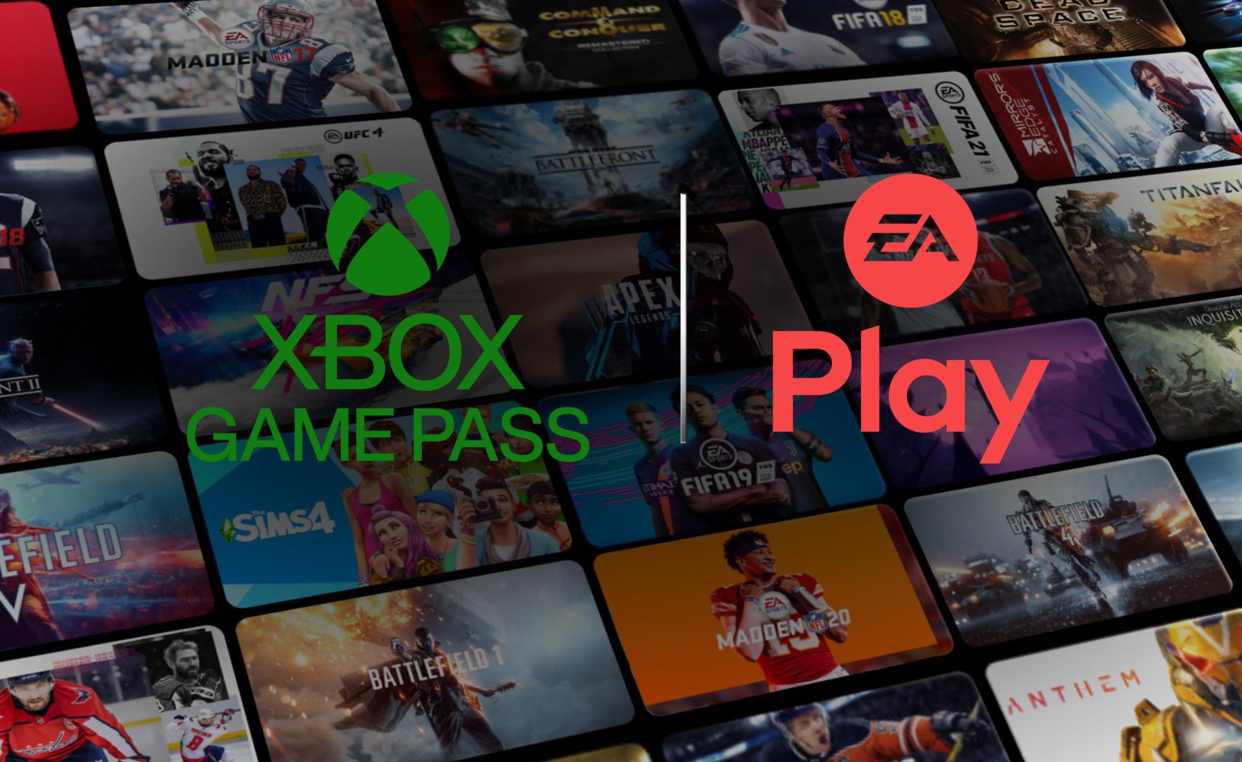 Xbox Game Pass: ecco quando verrà inserito il catalogo EA Play