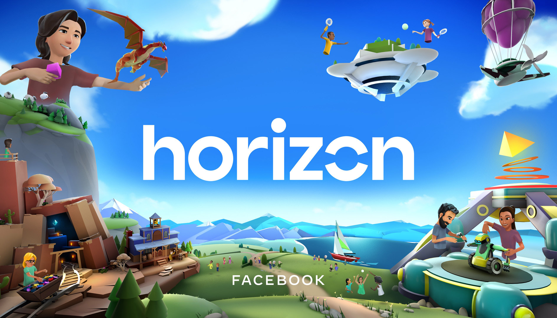 Cos'è Facebook Horizon ?