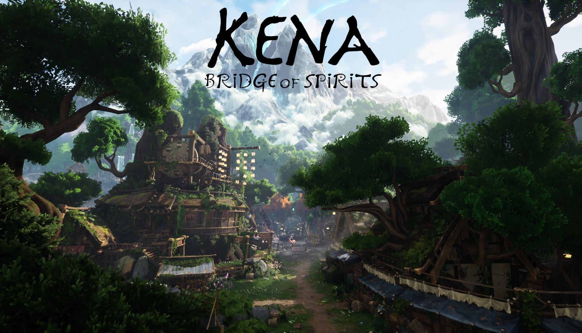Kena Bridge of Spirits salta il lancio della console