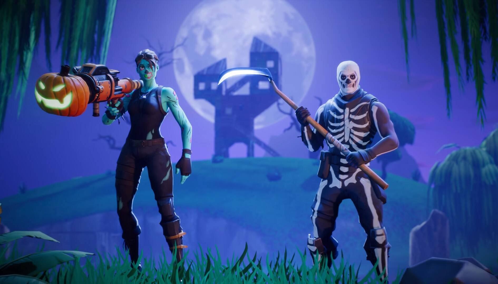 Fortnite: le novità ufficiali dell'evento di Halloween